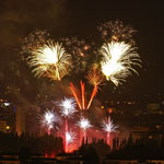 Feux d'artifice & Foudre